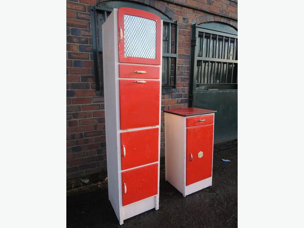 Retro (50s) Kitchen Cabinet and Larder Brierley Hill, Wolverhampton